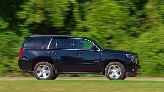 2015 Chevrolet Tahoe - TestDriveNow.com Review by Auto Critic Steve Hammes | TestDriveNow
