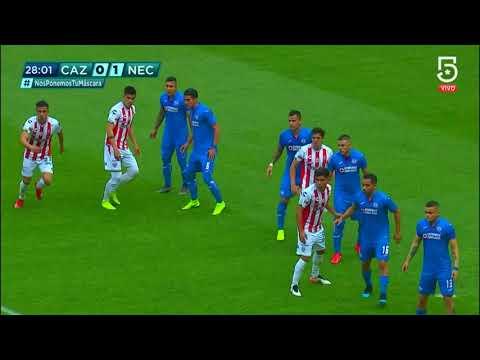 Resumen | Cruz Azul 2 - 1 Necaxa | Liga MX - C19 - Liga MX - Jornada 9