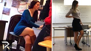 10 Teachers Who DEFINITELY Chose The WRONG Profession