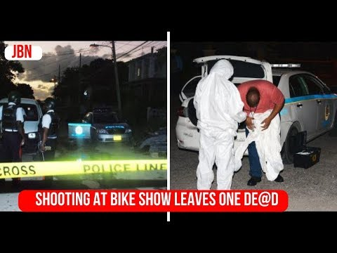 Shooting At Bike Show Leaves One De@d/JBN