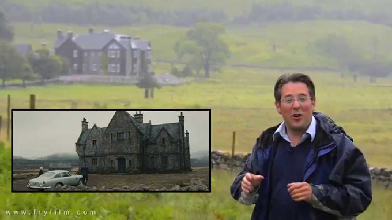 Skyfall Trivia: James Bond house location, Scotland - YouTube