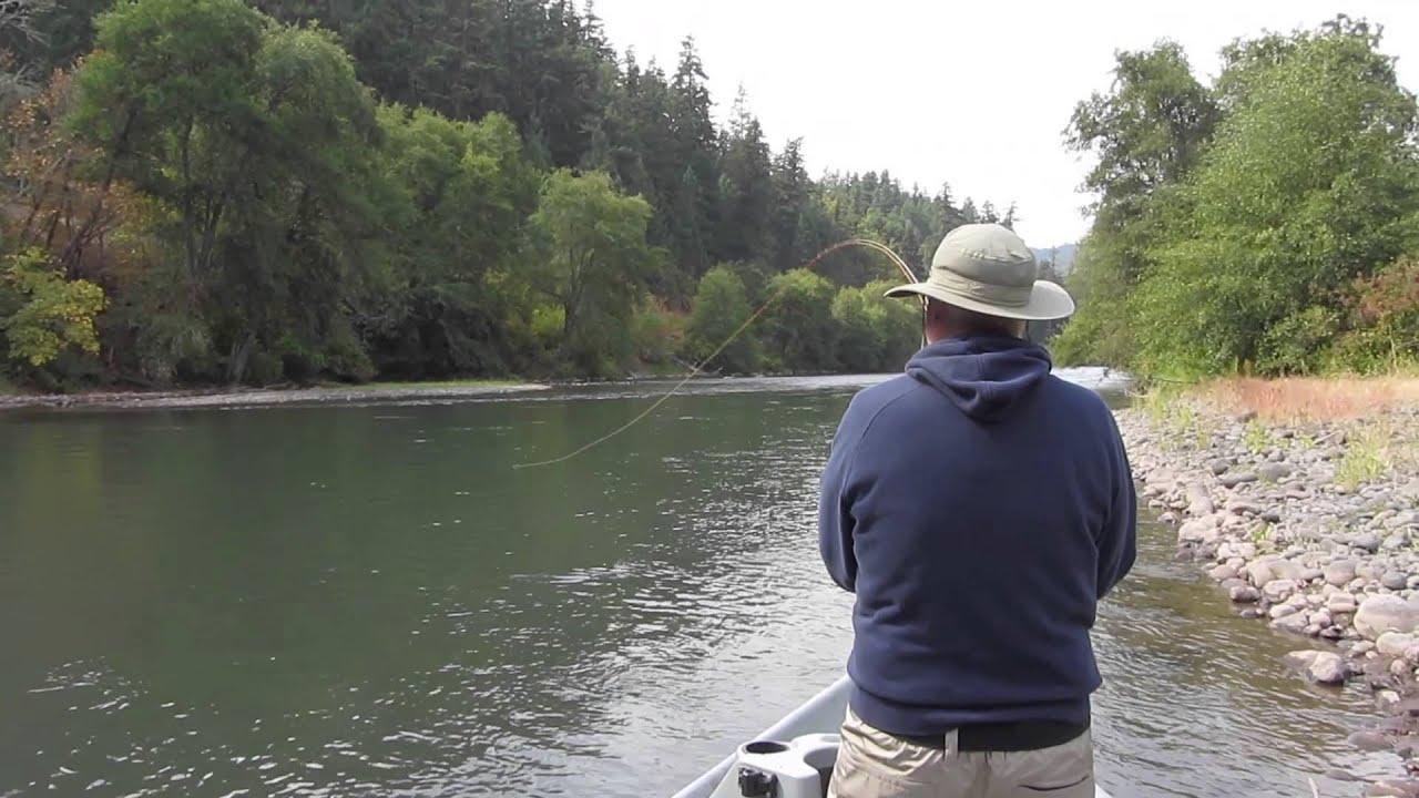 Klickitat river fishing youtube for Klickitat river fishing report