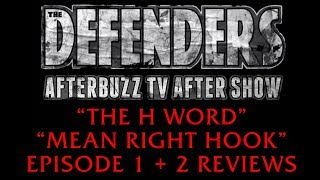 The Defenders Season 1 Episode 1 & 2 Review | AfterBuzz TV