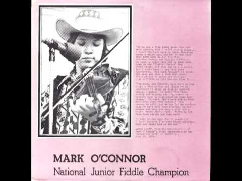National Junior Fiddle Champion [1975] - Mark O'Connor