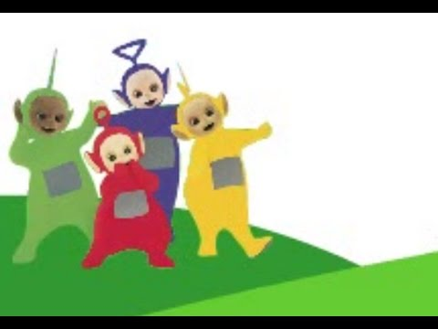Teletubbies Learn Animals - Educational Games