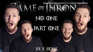 """Game of Thrones: Reaction   S06E08 - """"No One"""" (Part 1/2)"""