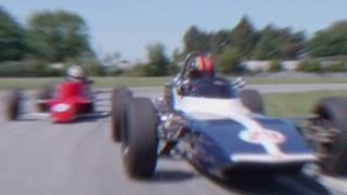 Gentleman Drivers Changing Gears