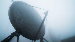 Abandoned Cold War Radar Base in the Fog! - Europe Road Trip #18