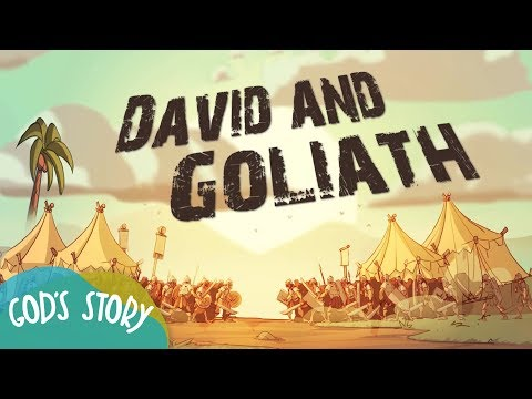 God's Story: David and Goliath (Full Version)
