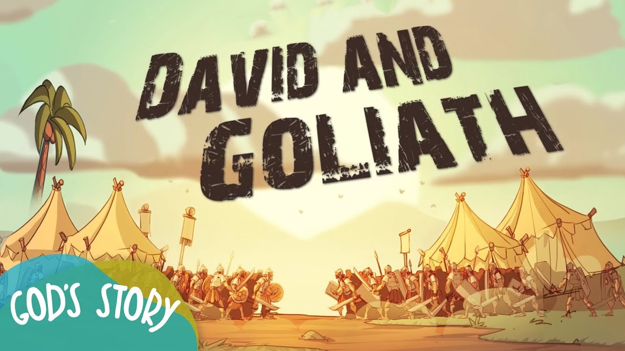 God's Story: David and Goliath (Full Version) - With God All Things Are Possible