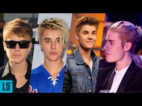 Justin Bieber's Hair Evolution ( 2009 - 2017 )