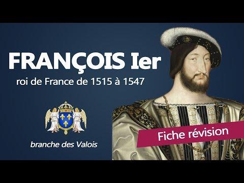 Fiche révision : François Ier - roi de France