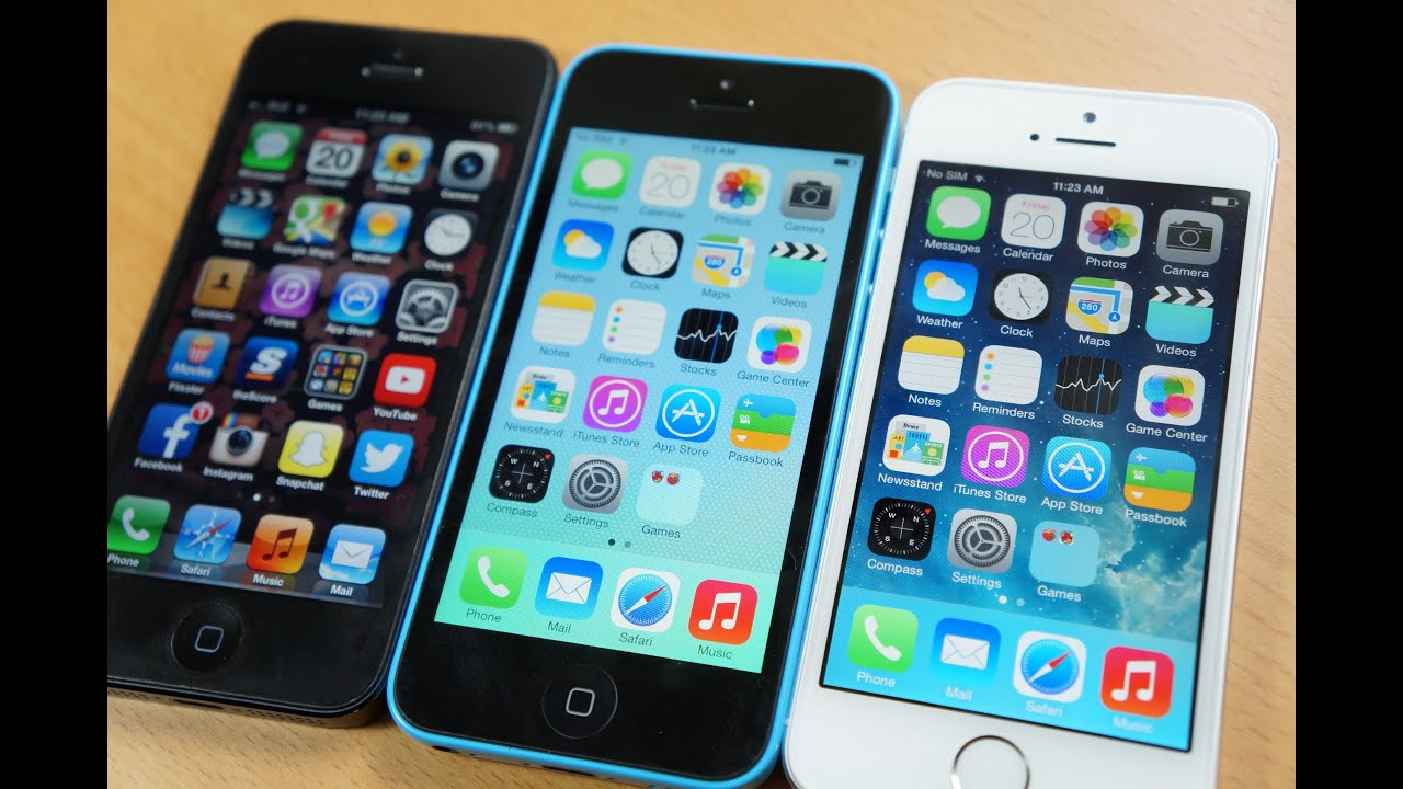 iphone 5 compared to iphone 5s iphone 5 vs iphone 5c vs iphone 5s comparison 6693