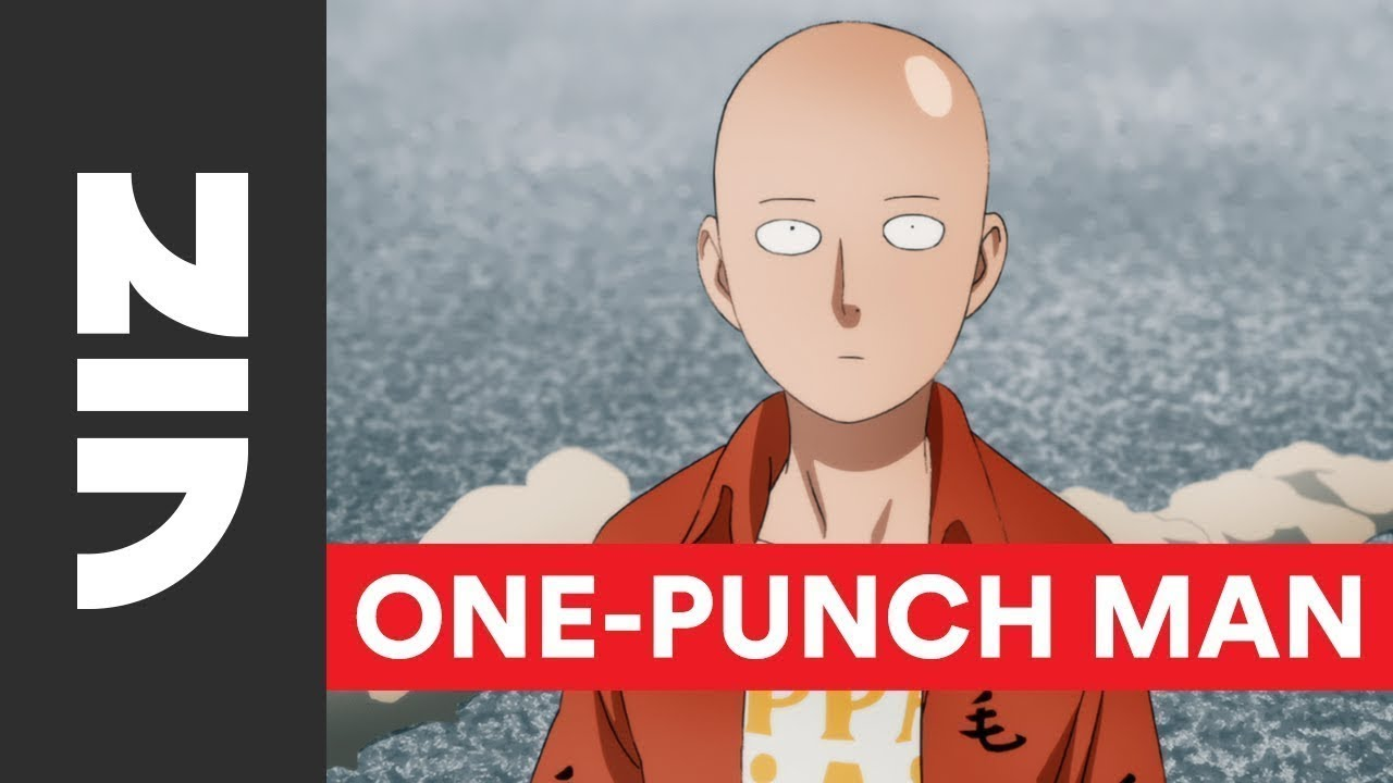 The Second Season Of The 'One-Punch Man' Anime Starts This April