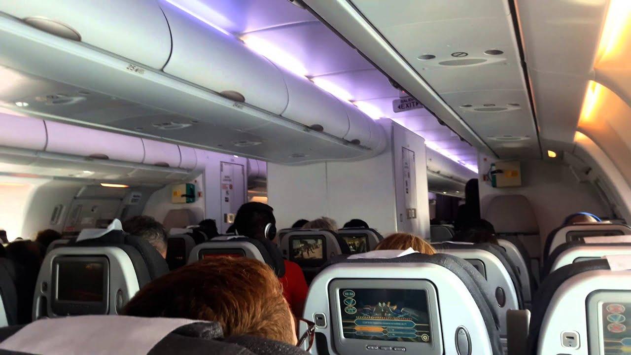 Interior airbus a330 avianca youtube for Interior 787 avianca