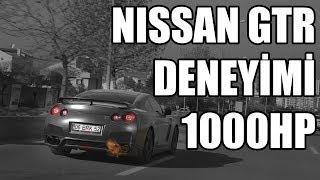 Nissan GTR 1000HP   R35 Godzilla Deneyimi
