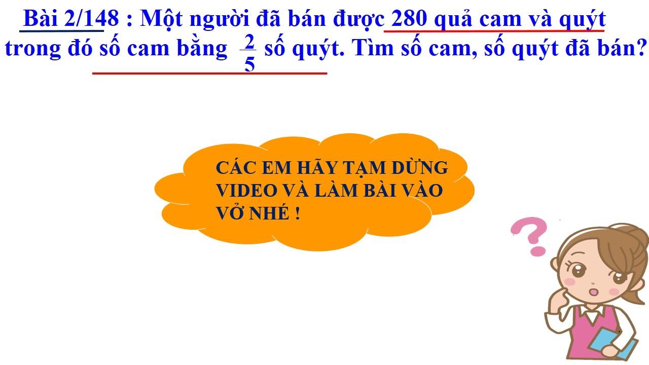 KHỐI 4 TUẦN 28 TOÁN  Luyện tập   Luyện tập tt trang 148 149 sgk