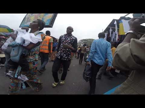 Grand Marche Zando - Kinshasa