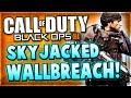 Black Ops 3 Glitches - Skyjacked Wallbreach Glitch! (COD BO3 Multiplayer Awakening DLC Spots)