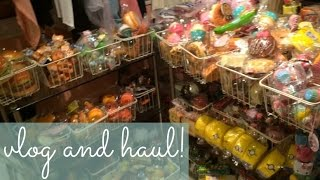 squishy vlog & haul!