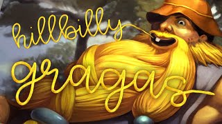 Tobias Fate - HILL BILLY GRAGGY