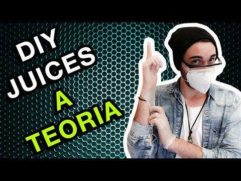 Ep. 10- DIY Juices, A Teoria.