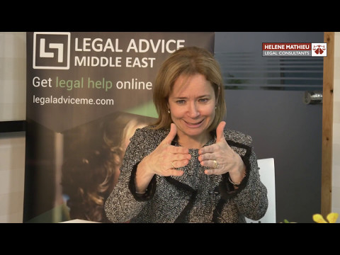 Helene Mathieu Full Interview for LegalAdviceME.com