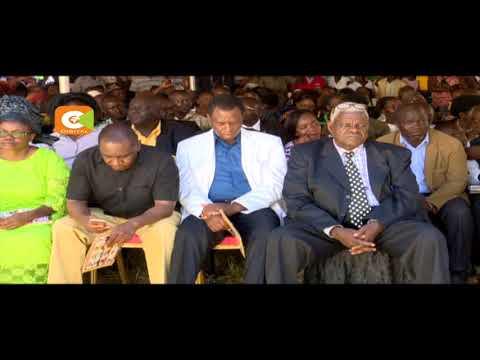 Raila Odinga insist swearing in plans on, NASA chief to be inaugurated 'very soon'