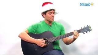 How to Play Jingle Bell Rock on Guitar