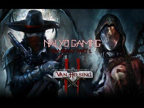 The Incredible Adventures of Van Helsing, PS4 Gameplay Part 1.