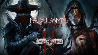 The Incredible Adventures of Van Helsing, PS4 Gameplay Part 1.