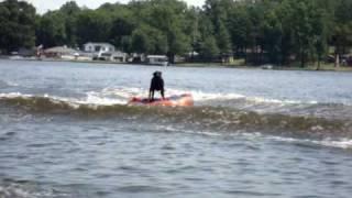 Water Tubbing Dog-lake Greenwood, Sc