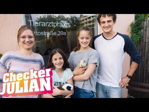Der Tierarzt-Check | Reportage für Kinder | Checker Julian