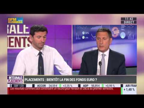 BFM business - Bientôt la fin des fonds en euros ?