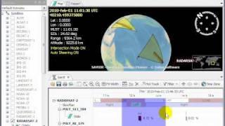 Radarsat-2 Slew Plan (SaVoir)