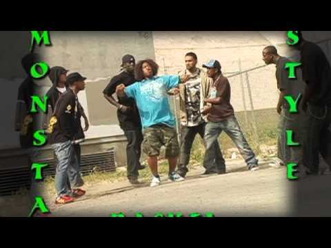 New Styles Of Krump -  Full Movie