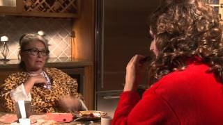 Roseanne and Jackie Beat (Part 2) | Midnight Snack