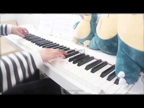 GOT7 | Never Ever | piano cover