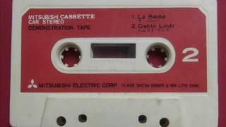 Compact Cassette Demonstration Tape - Mitsubishi Japan