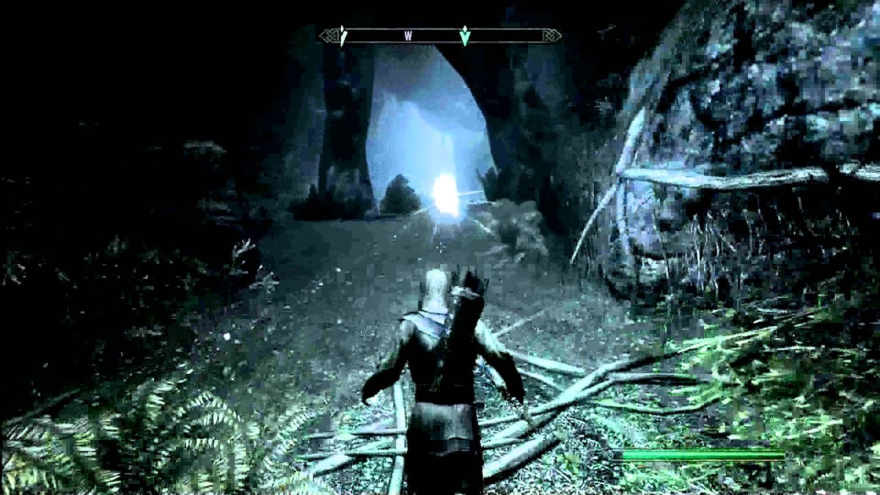 Skyrim - DAWNGUARD. Ep33 Soul Cairn - Daedric Vampire