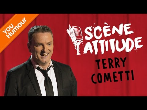 TERRY COMETTI - Scène Attitude