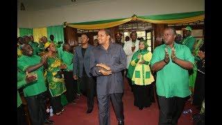 Kilichojiri Dodoma, Leo Kwenye Mkutano wa 9 wa CCM,