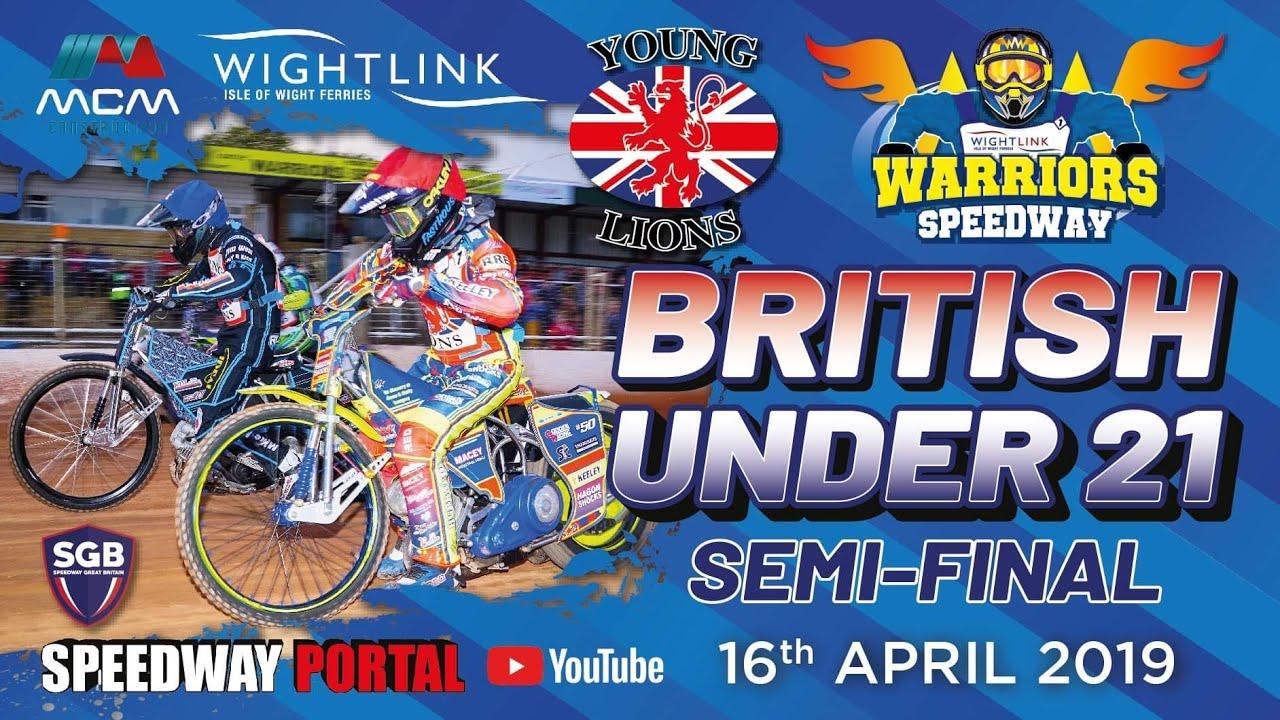 GB Under 21 Semi Final 1 : Isle of Wight : 16/04/2019