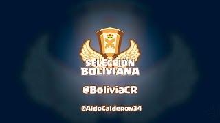 Presentación de la Selección de Bolivia para la  Cr World!!!