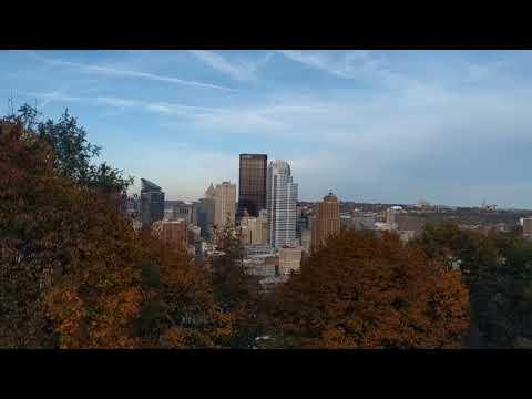 Mount Washington Pittsburgh PA, USA - Nature Through Programmer's eye