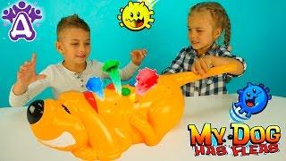 Мой блохастый пес - Детские игрушки Видео для детей Друзяки. Новые серии 2016 года Детские видео