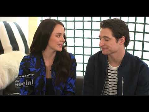 Tessa and Scott Interview The Social (March 19th 2018)