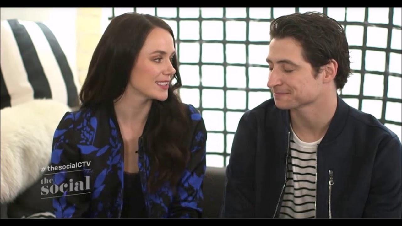 Tessa and scott dating interview