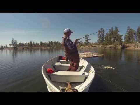 2018 Manitoba Fishing Season Opener