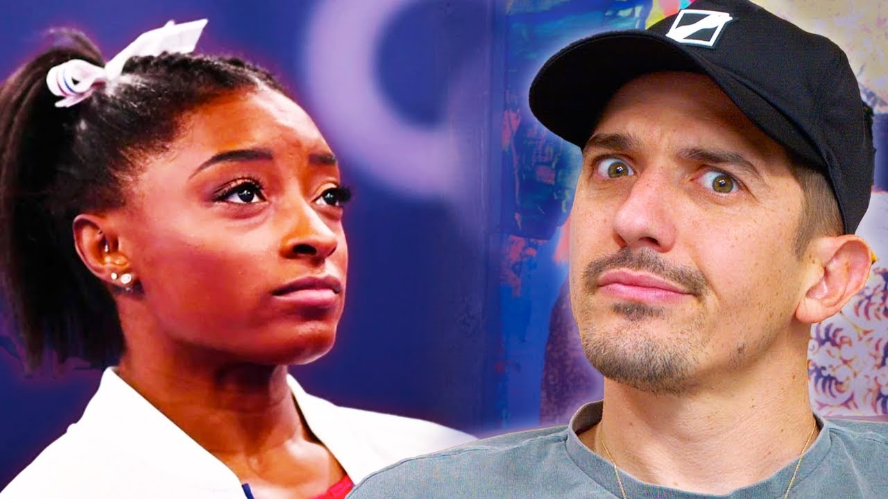 SCHULZ Reacts: Simone Biles Exits Olympics: Is She Selfish Or Brave? | Andrew Schulz & Akaash Singh